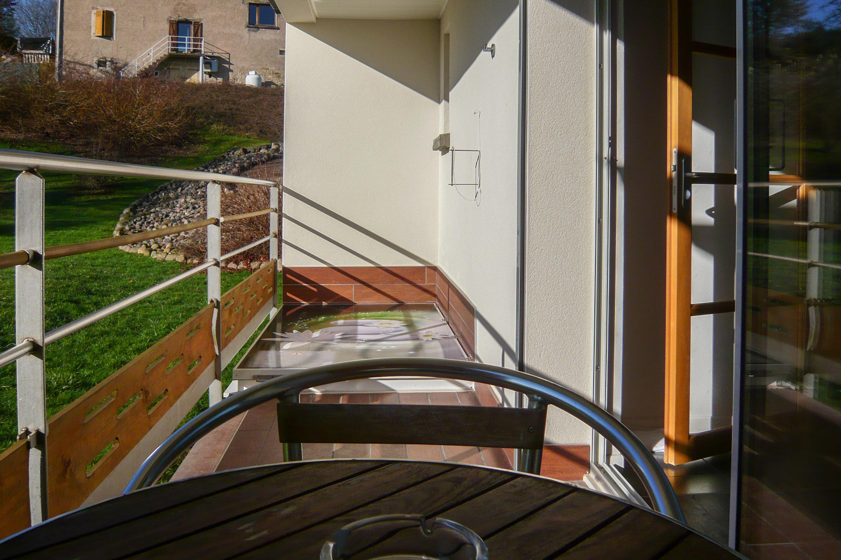 chambre 2 terrasse